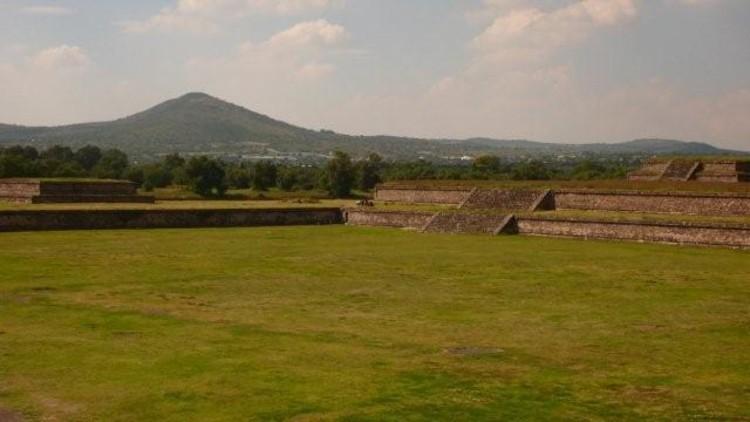 Motivos de Inspiración: Ciudadela de Teotihuacán, México. Image © Germán del Sol