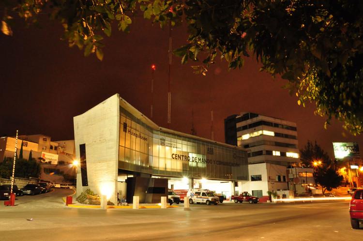 C4 Centro de Mando / Mobile Workshop Architects, Cortesía de Mobile Workshop Architects