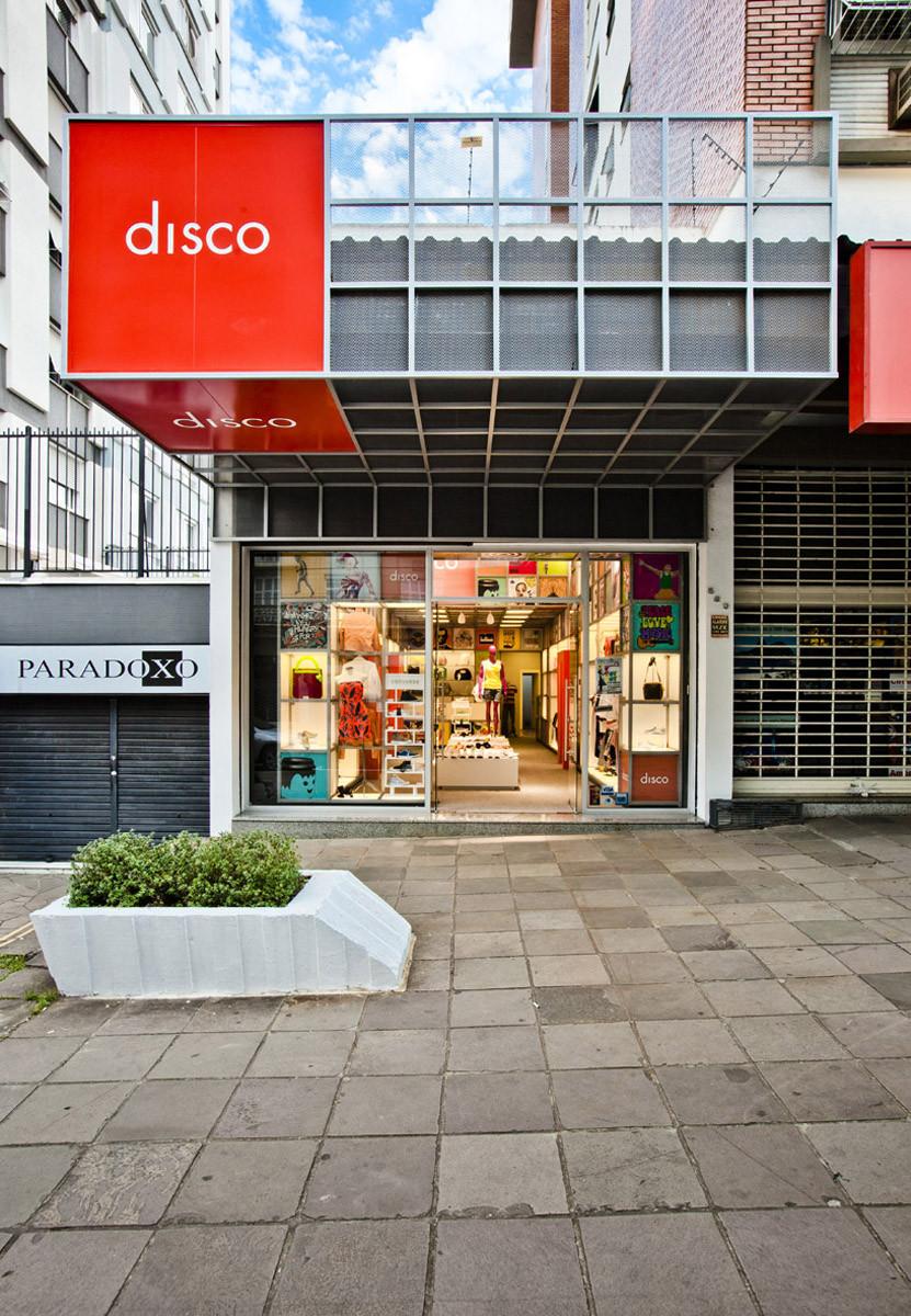Tienda Disco Experience / rg.s Arquitectura, © Ricardo Jaeger