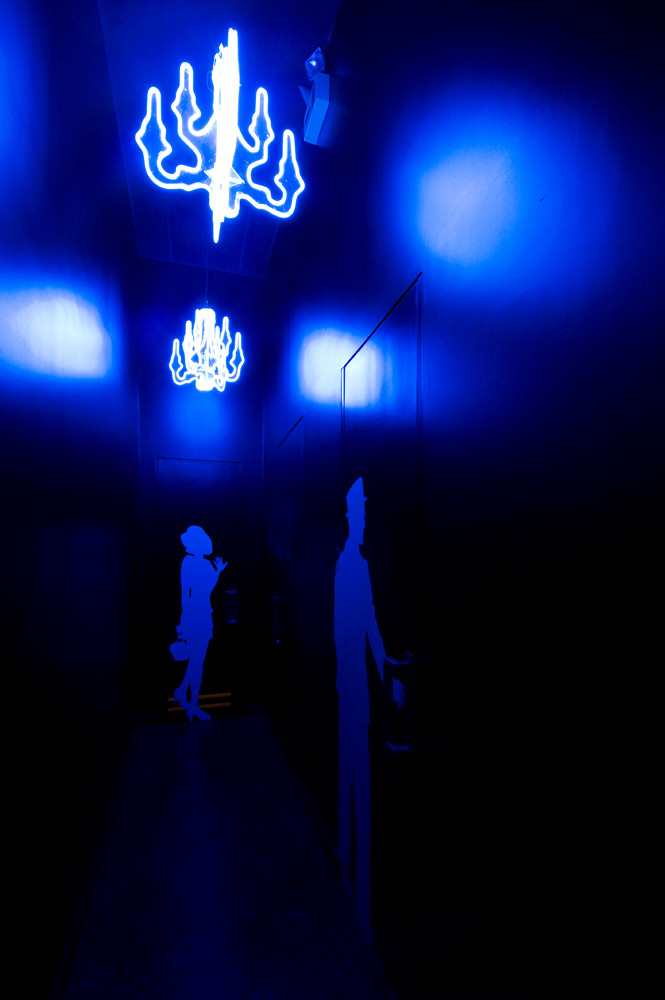 Galer a de pub art deco lounge seinfeld arquitectos 9 - Foto deco lounge ...