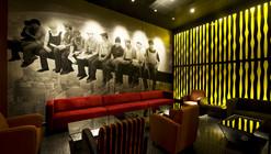 Pub Art Deco Lounge / SEINFELD Arquitectos