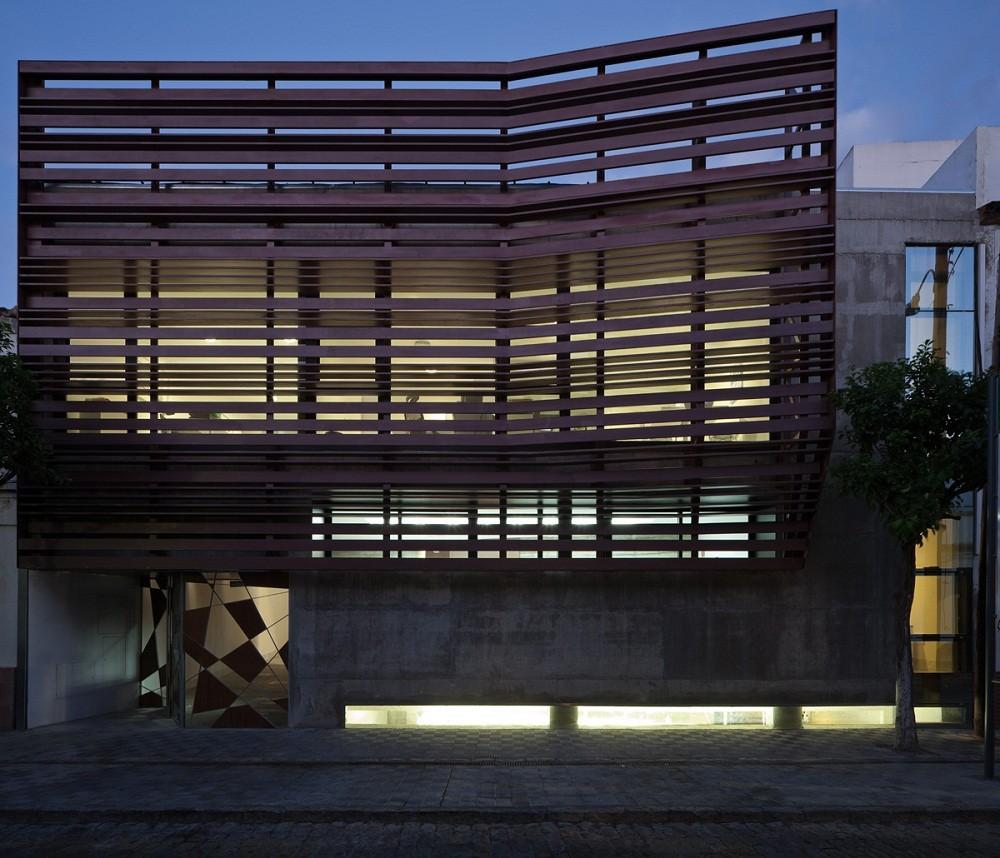 Centro Municipal de Servicios Sociales / Antonio Blanco Montero, © Fernando Alda