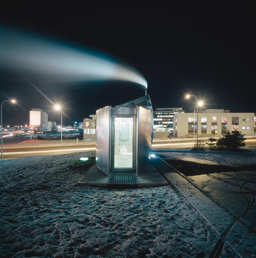 Estaciones de bomba geotérmicas / Pálmar Kristmundsson  + Björn Skaptason, © Pálmar Kristmundsson