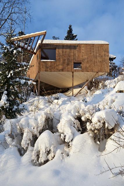 Cabaña del Escritor / JVA, © Nils Petter Dale