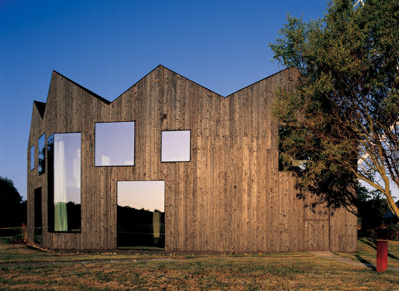 Casa en Hunsett Mill / ACME, © Cristóbal Palma