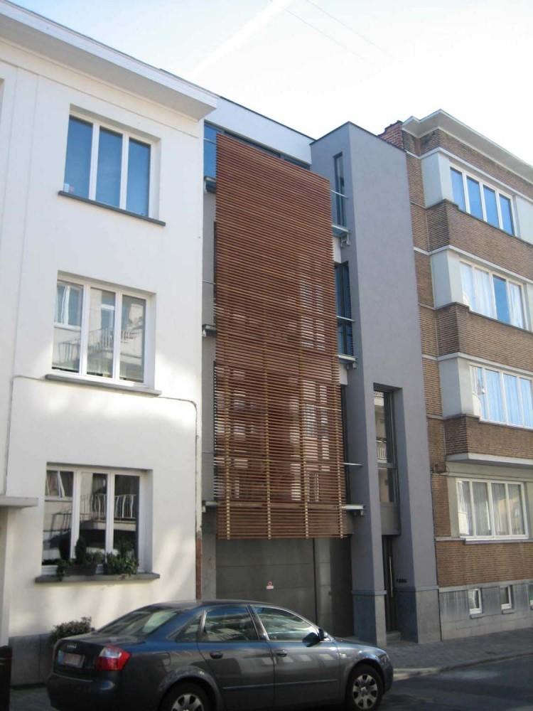 Casa en Bruselas / BAEB, Cortesía de BAEB