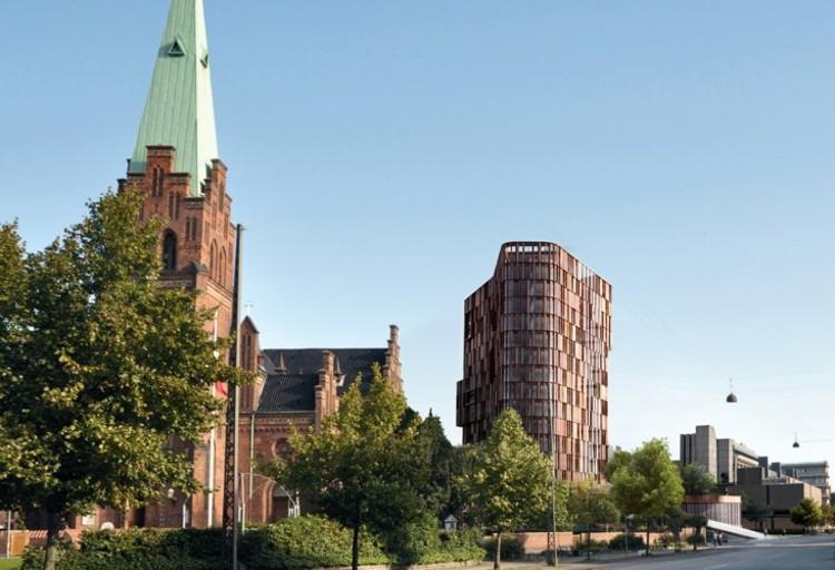 © Arkitektfirmaet C F Møller/Mir
