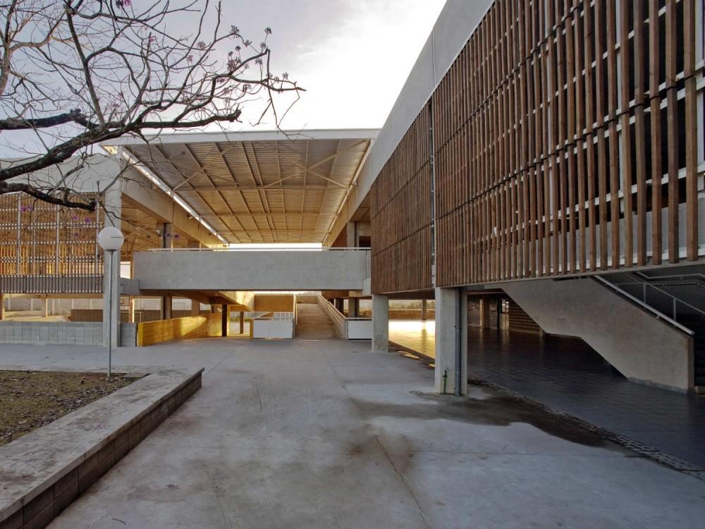 Escuela pública en Votorantim / grupoSP, © Carlos Kipnis