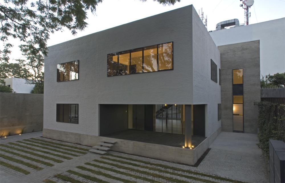 Oficinas Hidalgo / AD11, © Jorge Silva