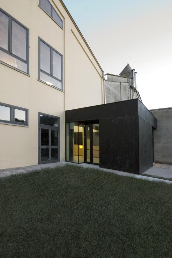 MiNO, Hostal Migliarino / Antonio Ravalli Architetti, © Antonio Ravalli Architetti