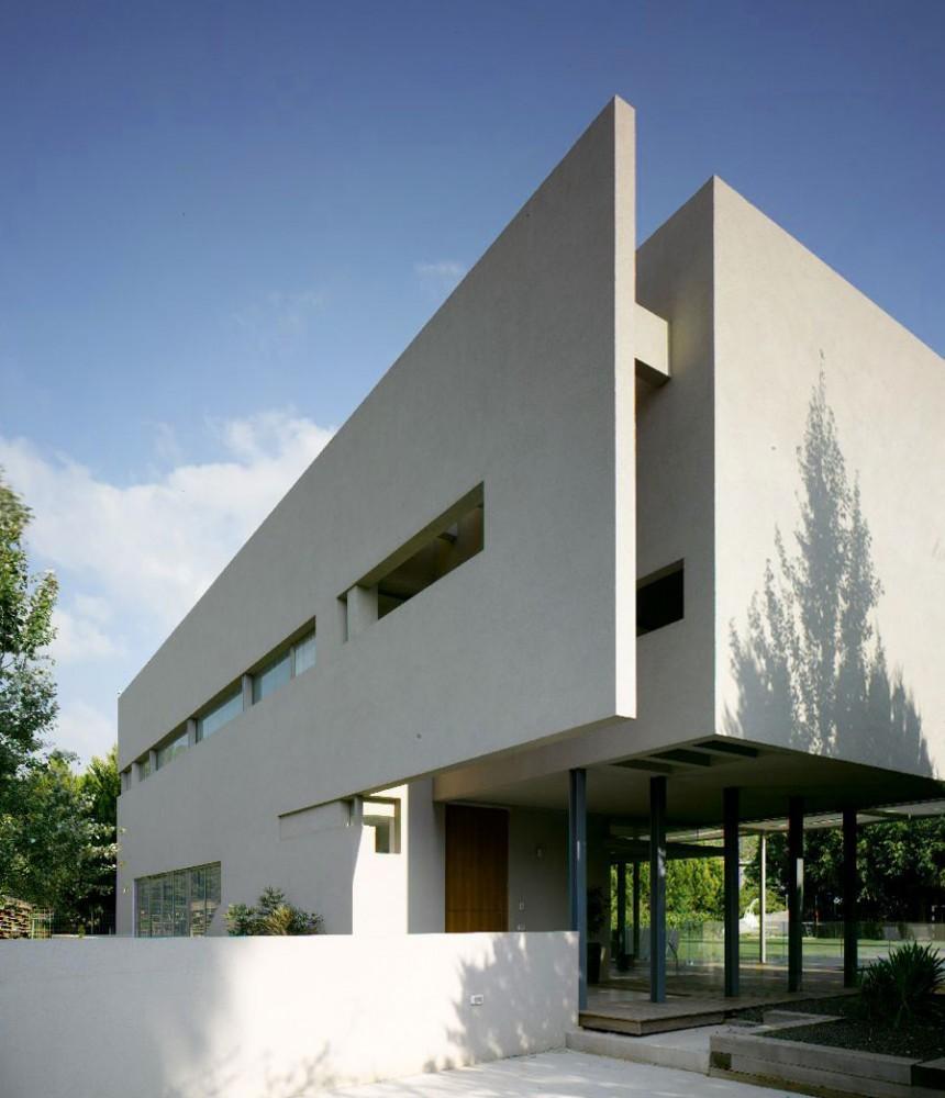 Casa Aharoni / STAV, © Amit Geron