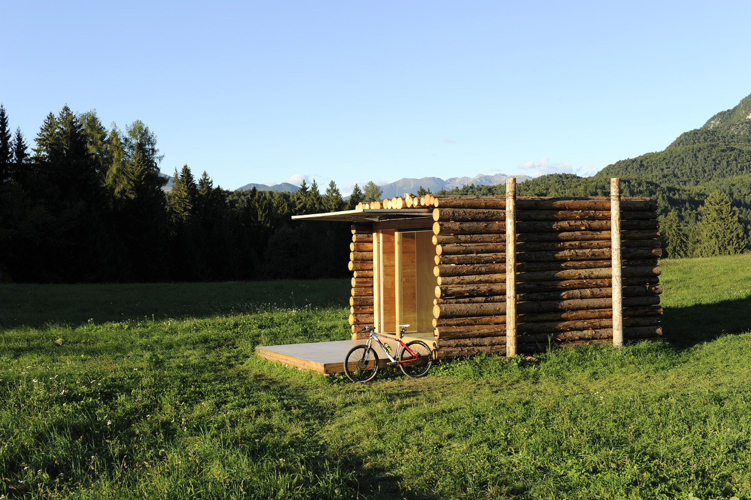 Yeta (In)visuble Hut / Lab Zero, © Lab Zero