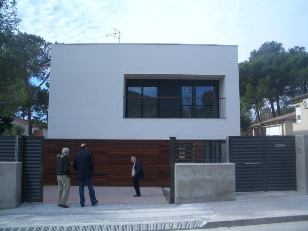 Casas Conjuntas en Barcelona / Q d'ARQUITECTURA, © Jordi Grané Aran