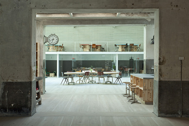Oficinas Hub Madrid / CH+QS arquitectos, Cortesía de CH+QS arquitectos