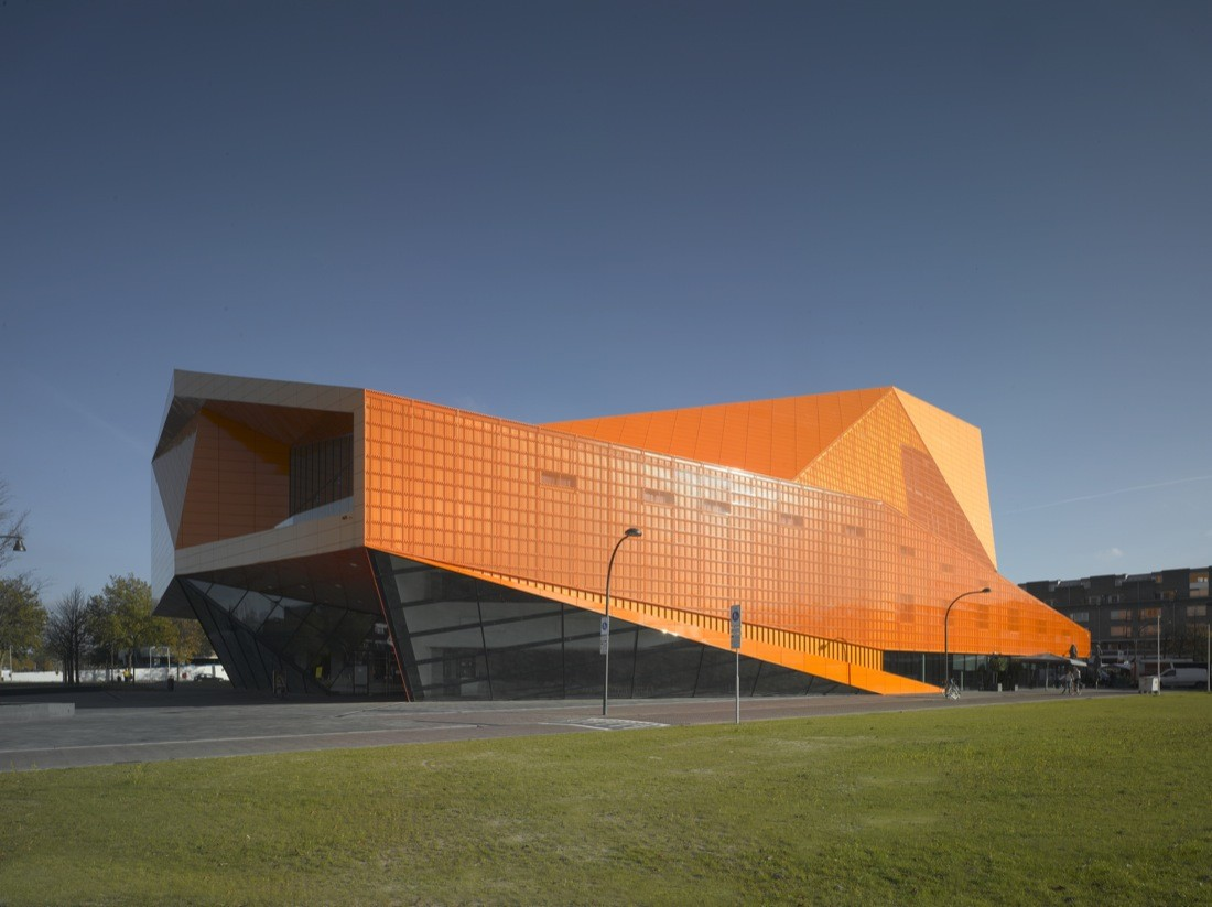 Teatro Agora / UNStudio + B + M, © Christian Richters