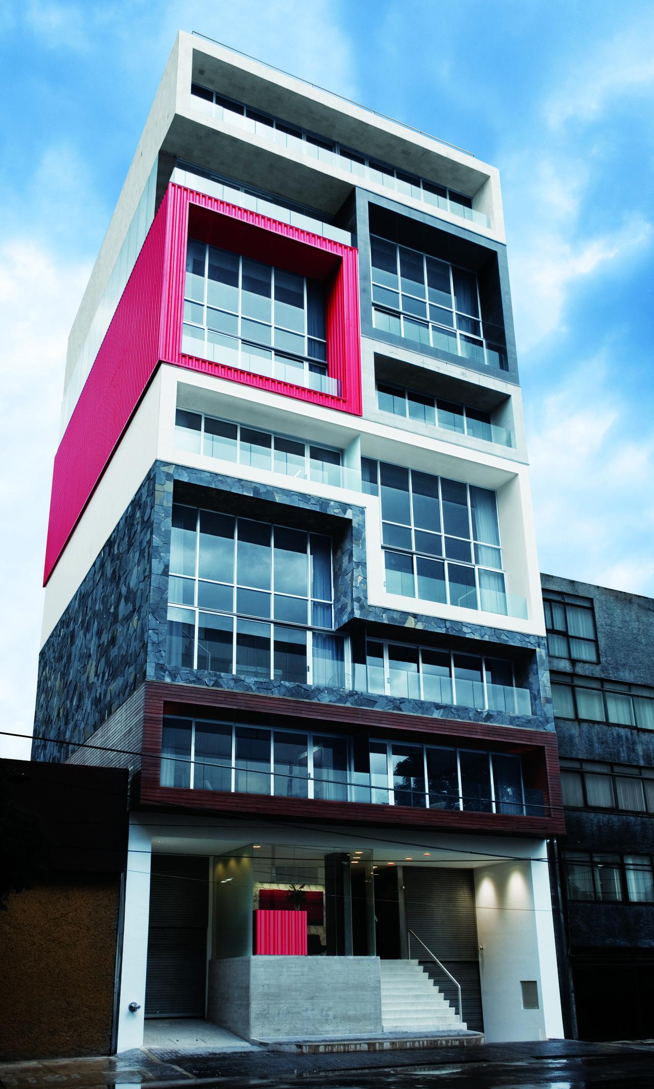 Filadelfia Suites Corporativas / BNKR Arquitectura, © Fabiola Menchelli