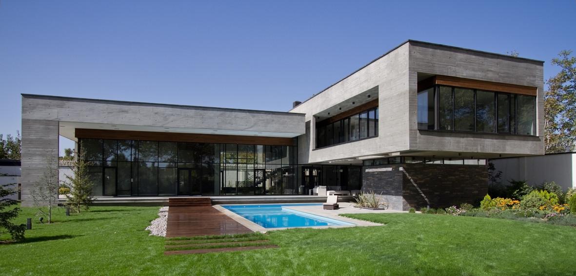 Villa Kiani / Makan Rahmanian + Kamran Heirati, © Parham Taghioff