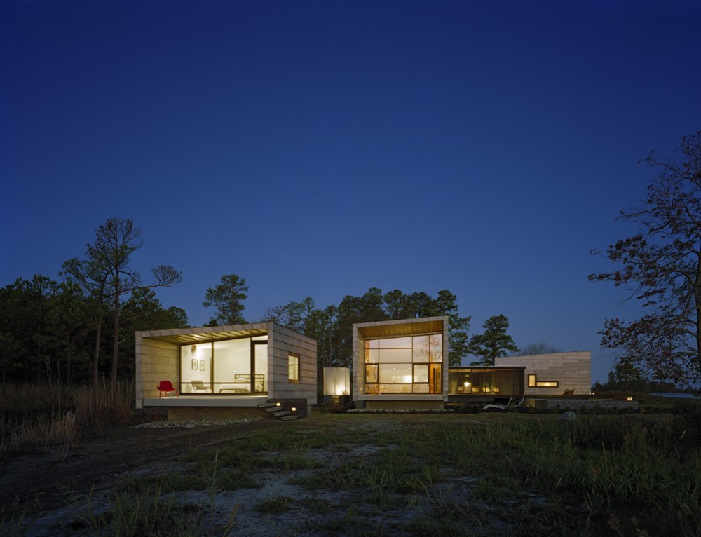 Residencia en Hoopers Island / David Jameson Architect, © Paul Warchol Photography