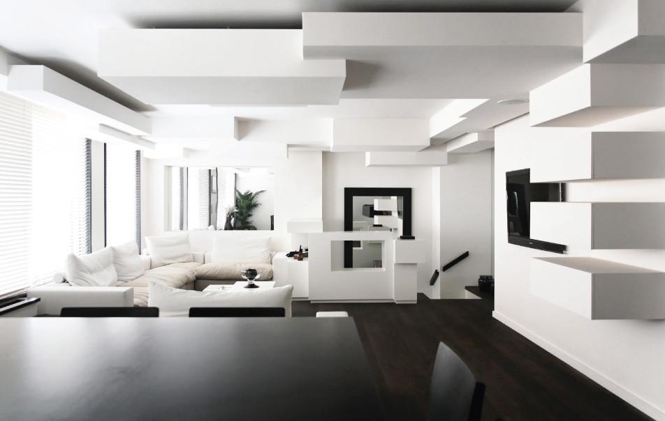 Departamento Duplex en Paris / Pascal Grasso Architectures, © Nicolas Dorval-Bory