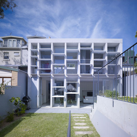 Casa Balmain / Carter Williamson Architects, © Brett Boardman