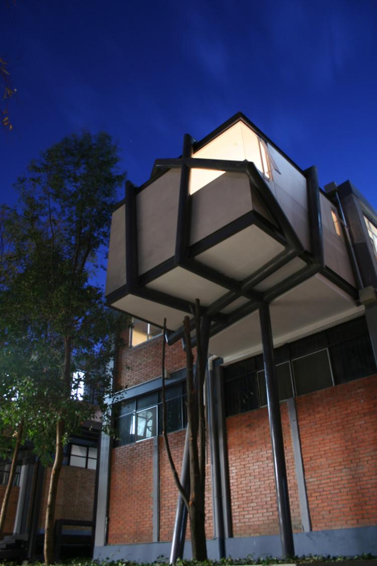 Campus Principal de la Universidad de La Salle Bajío / eSTUDIO vS, Cortesía de Oscar Gutiérrez