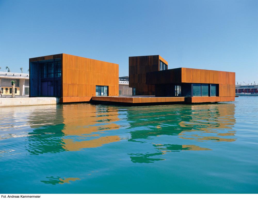 Puerto Deportivo en Sant Adrià de Besòs / BCQ Arquitectes, ©  BCQ Arquitectes