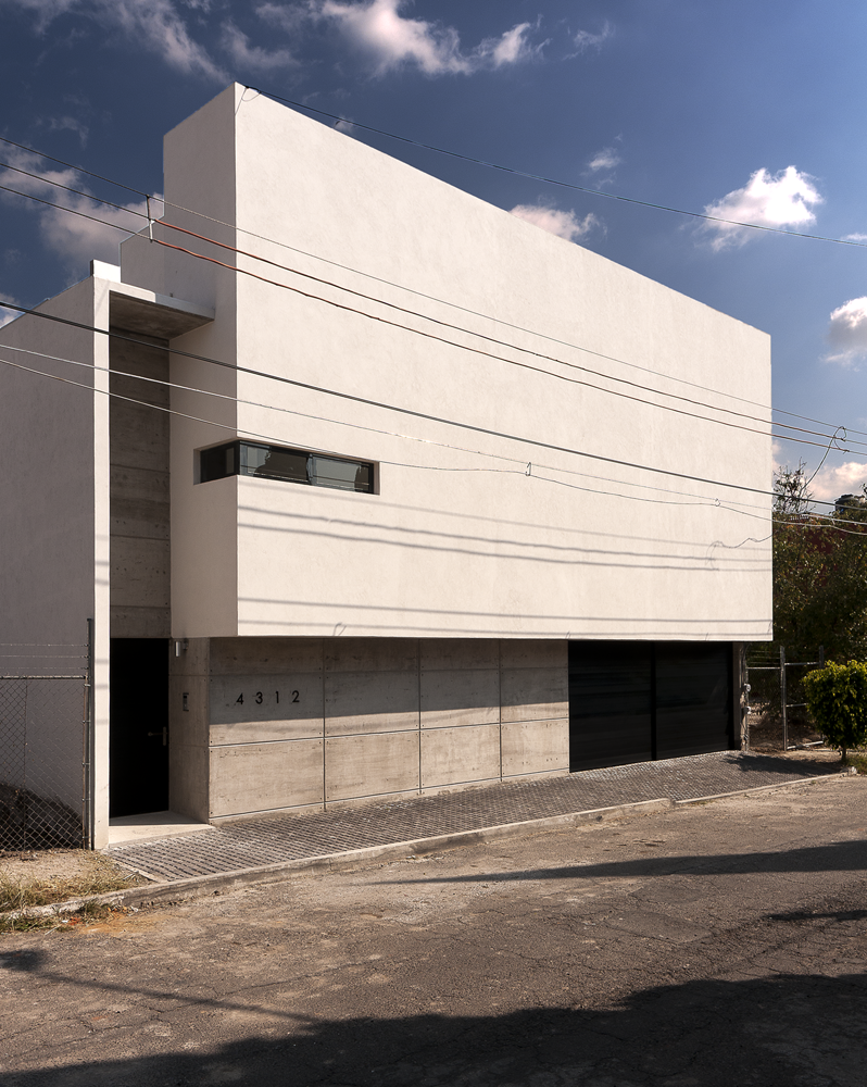 Casa RoHa / m + n arquitectos, © Luis Gordoa