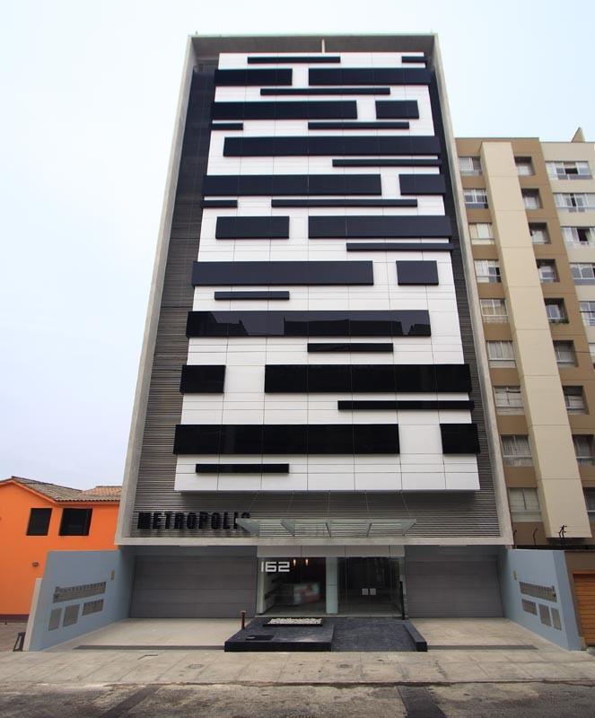 Edificio Metrópolis / José Orrego, © José Orrego