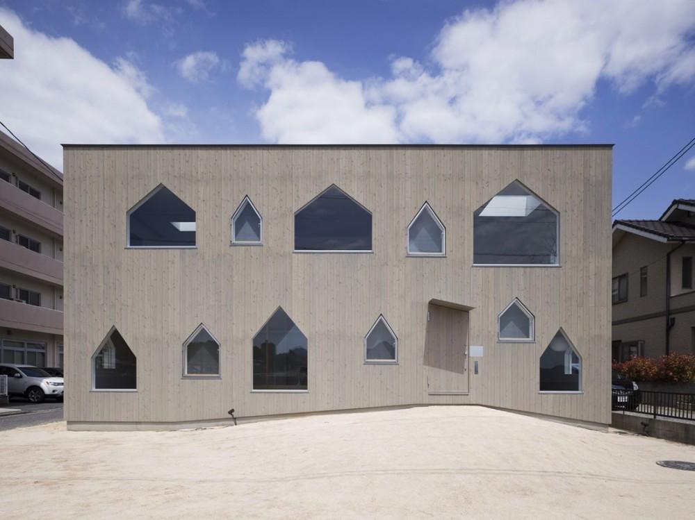 Casa en Jigozen / Suppose Design Office, © Toshiyuki Yano