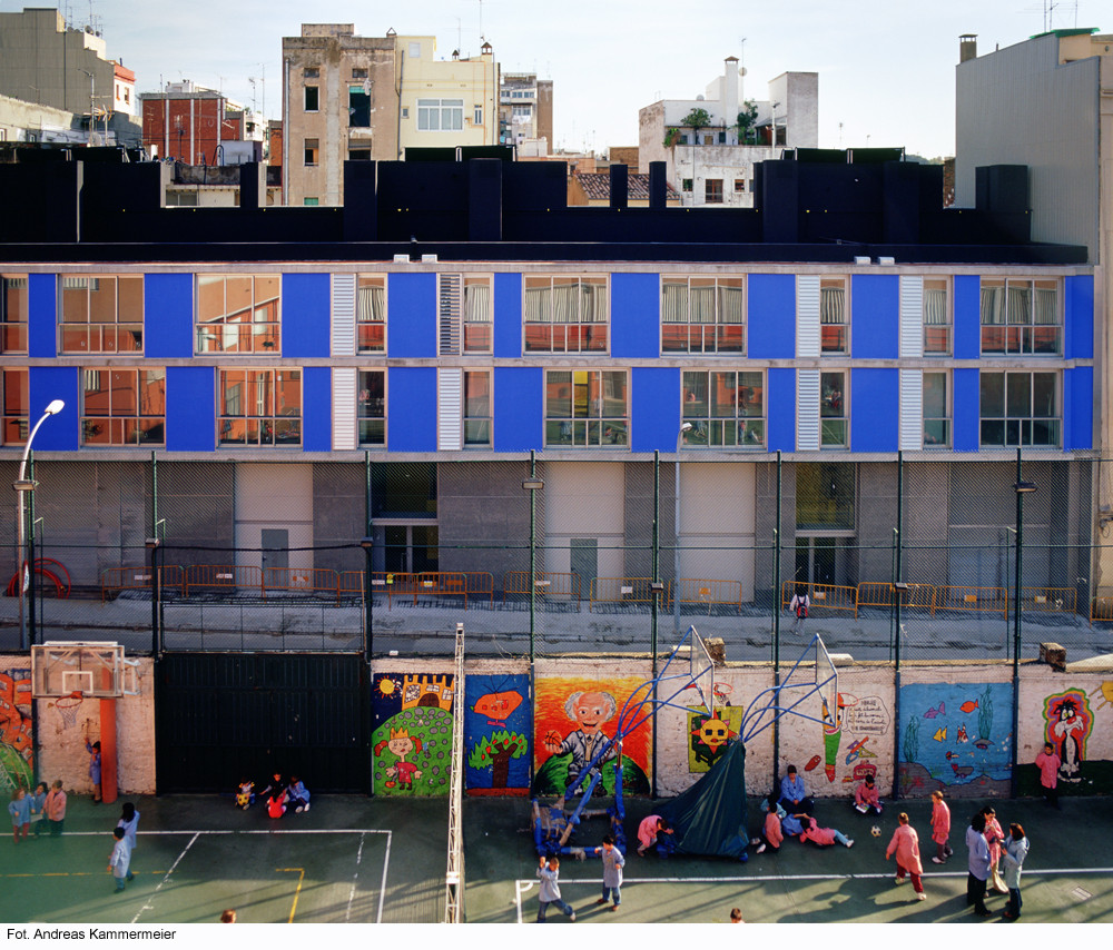 Bloque De 12 Viviendas En La Calle Ermengarda / BCQ Arquitectes, © Andreas Kammermeier