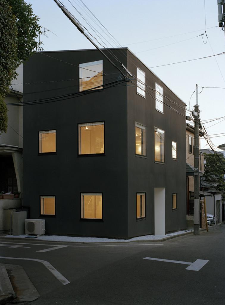 Casa YNH / yHa arquitectos, © Takeshi Yamagishi