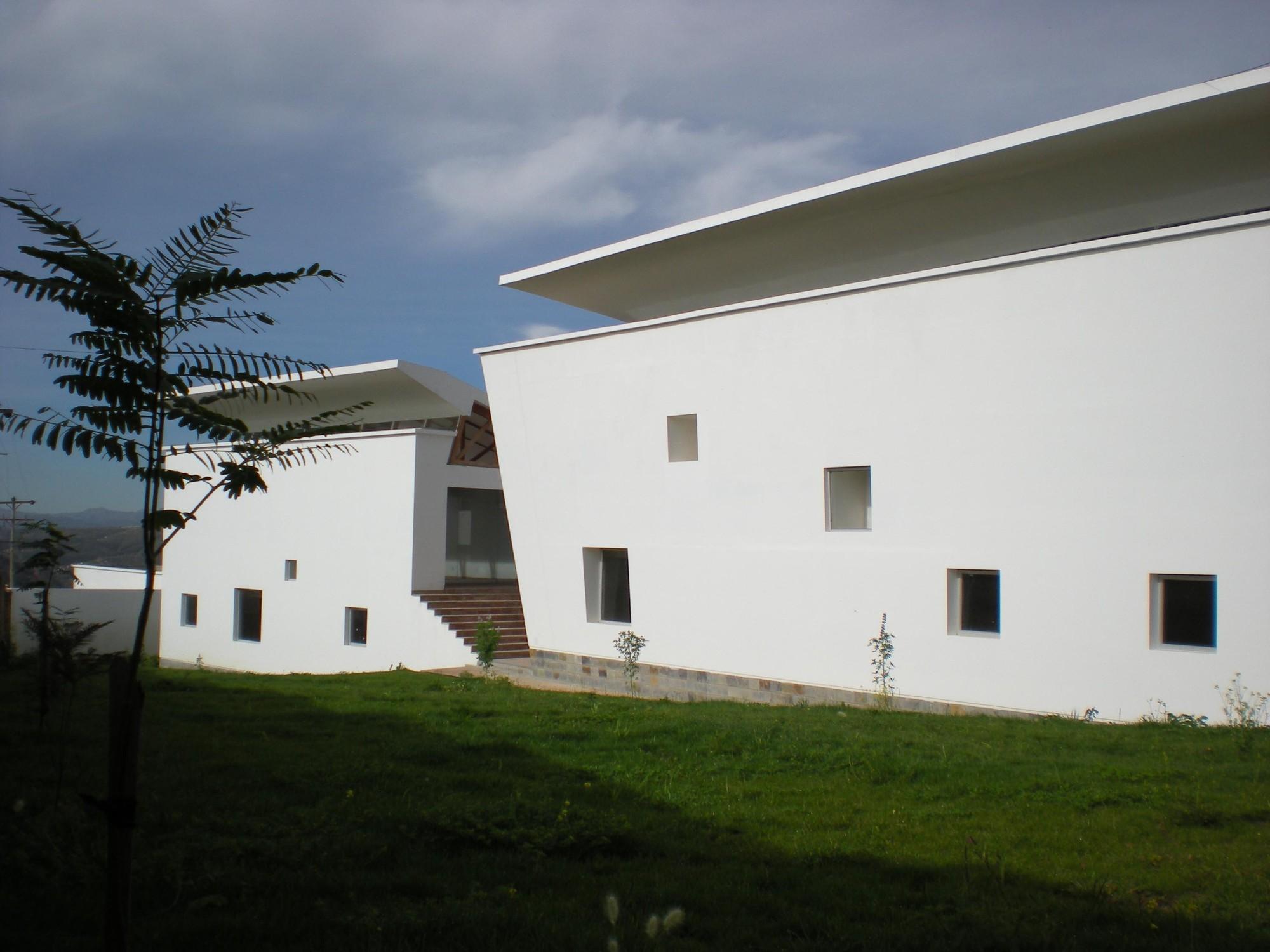 Campus UASB / G CdR Arquitectos, © Carlos Aramayo Baeza