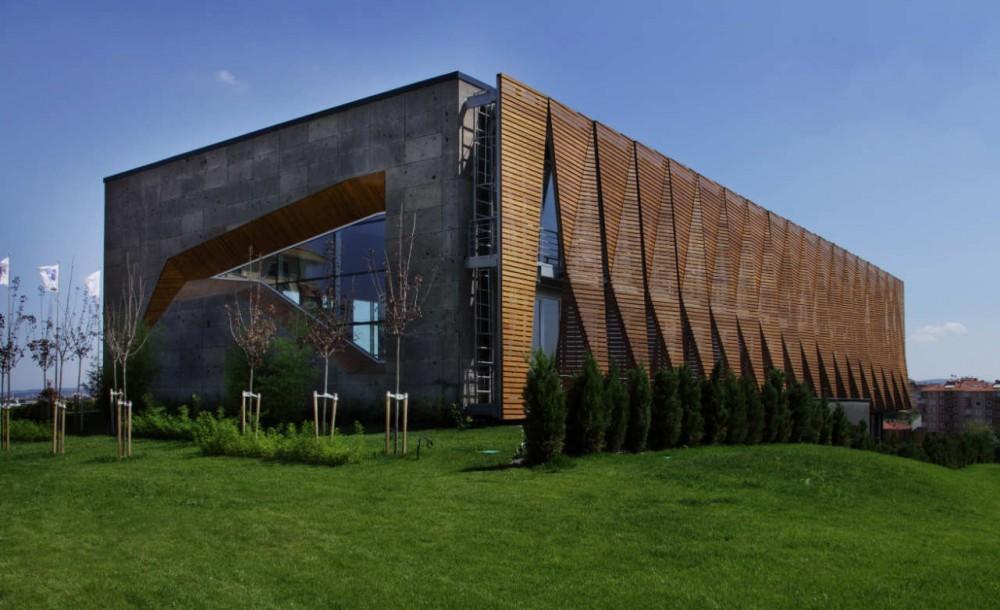 Edificio de Oficinas en Estambul / Tago Architects, © Gürkan Akay