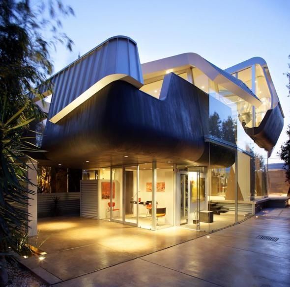 Casa Skywave / Anthony Coscia