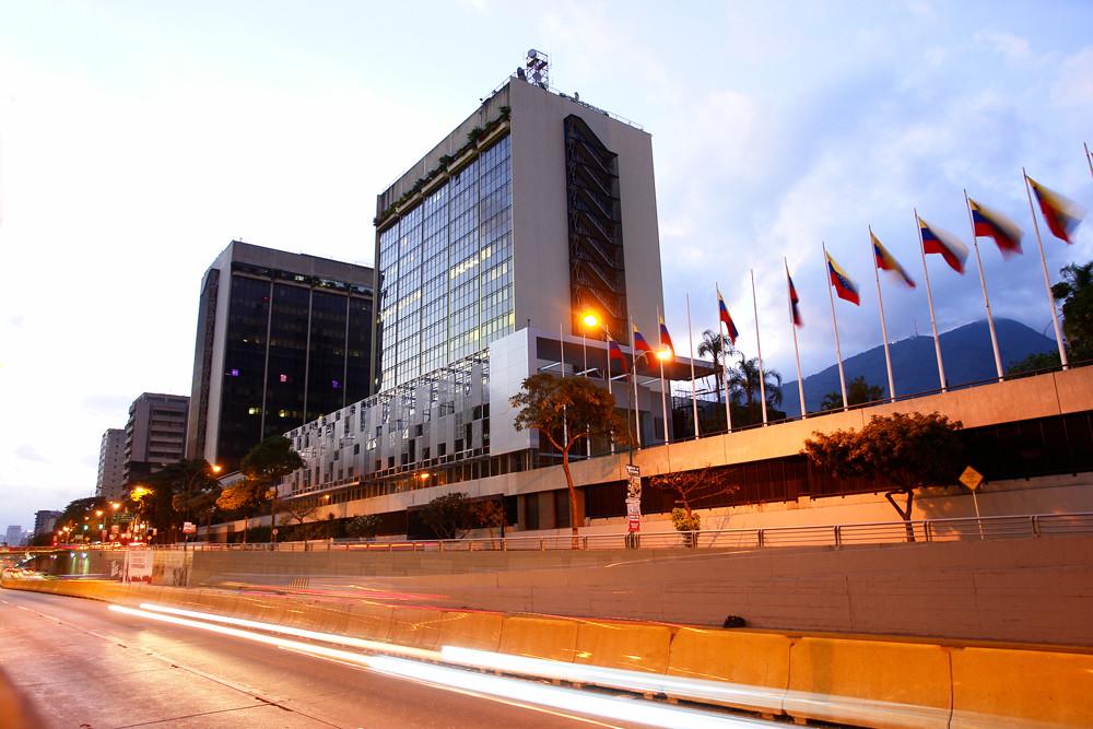 Edificio PDVSA La Campiña / Franco Micucci D'Alessandri, © Oscar Pabón