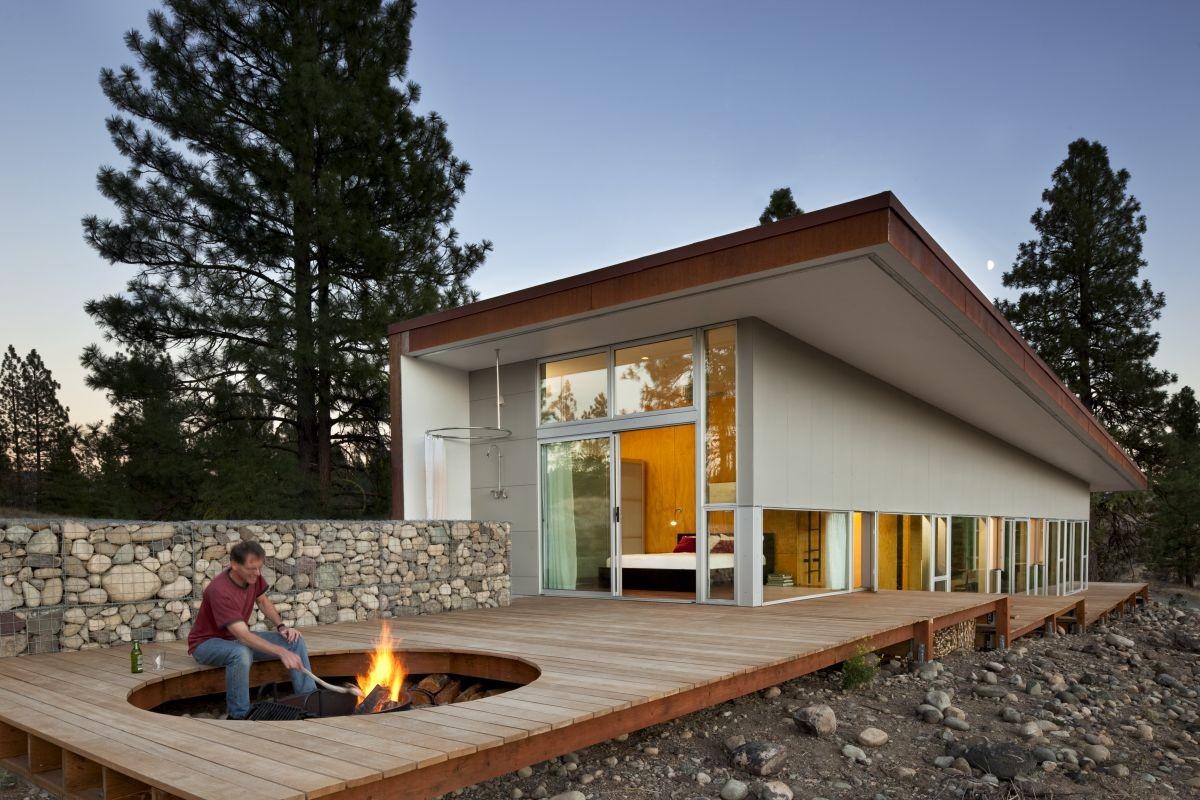 Casa en la Colina / David Coleman Architecture, © Lara Swimmer