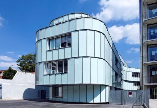 Groupe Scolaire / Trévelo & Viger-Kohler architectes (TVK), © Trévelo & Viger-Kohler Architectes