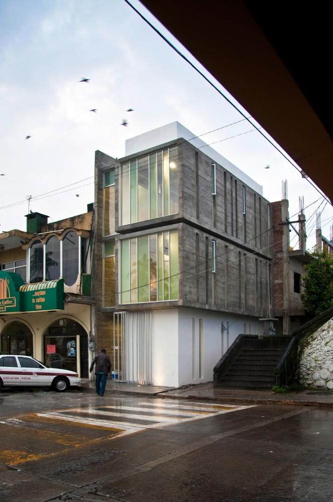Consultorios-M / Volta arquitectos, © Patrick López Jaimes