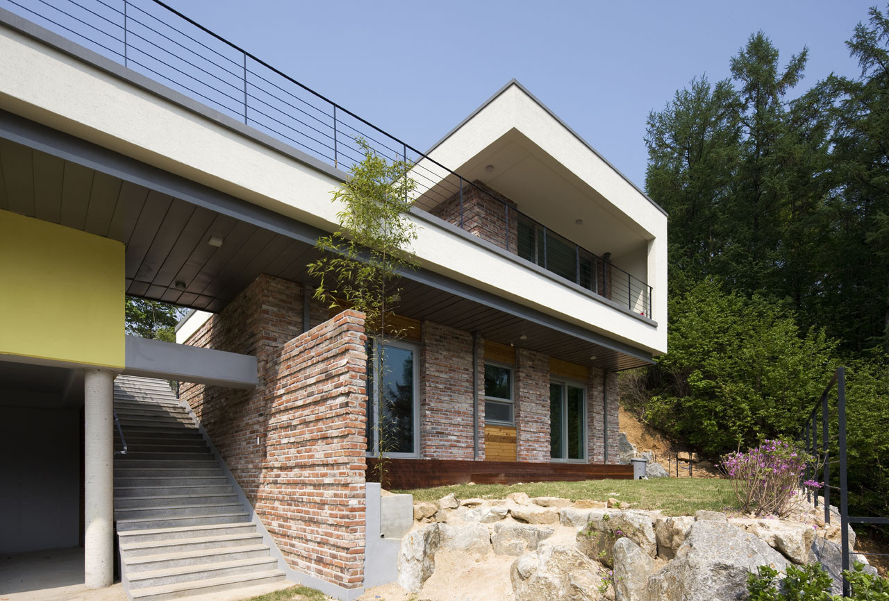 Casa Wondangri / UOSarchitects, © Park Wan Soon