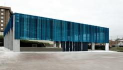 Cubrición Pista Polideportiva en Barakaldo / Garmendia Arquitectos