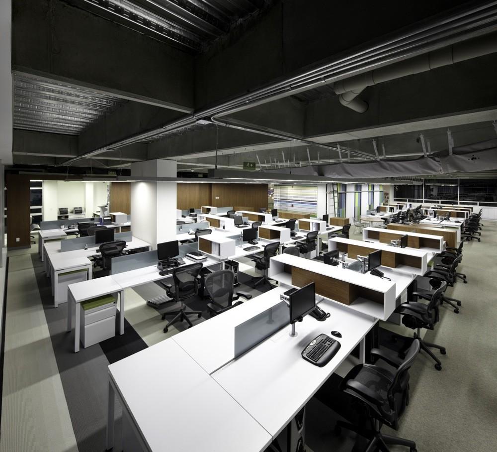 oficinas aei aei arquitectura e interiores plataforma