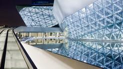 Ópera de Guangzhou / Zaha Hadid Architects