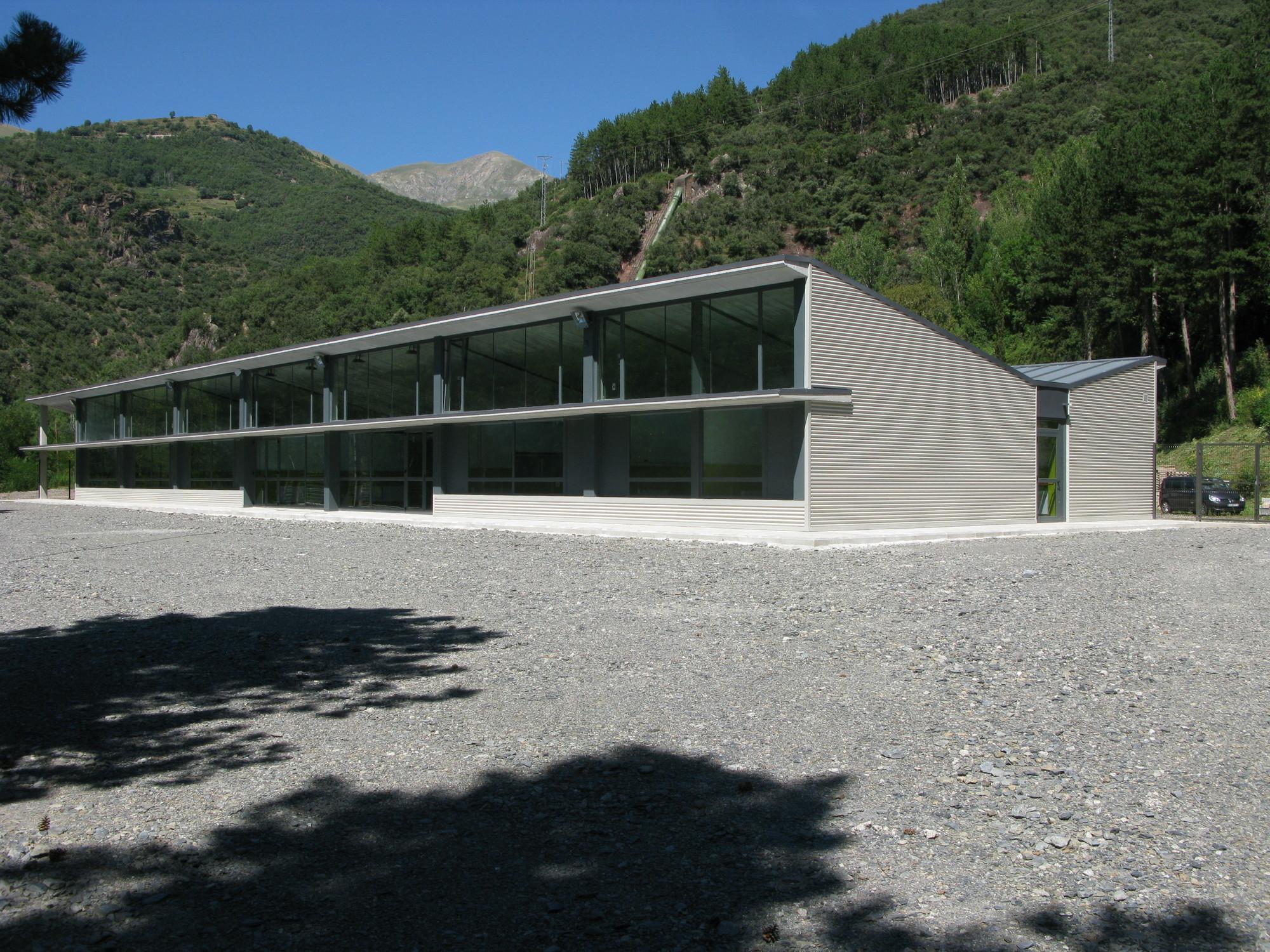 Centro Educación Primaria La Vall Fosca / Soldevila Arquitectos, © A. Soldevila