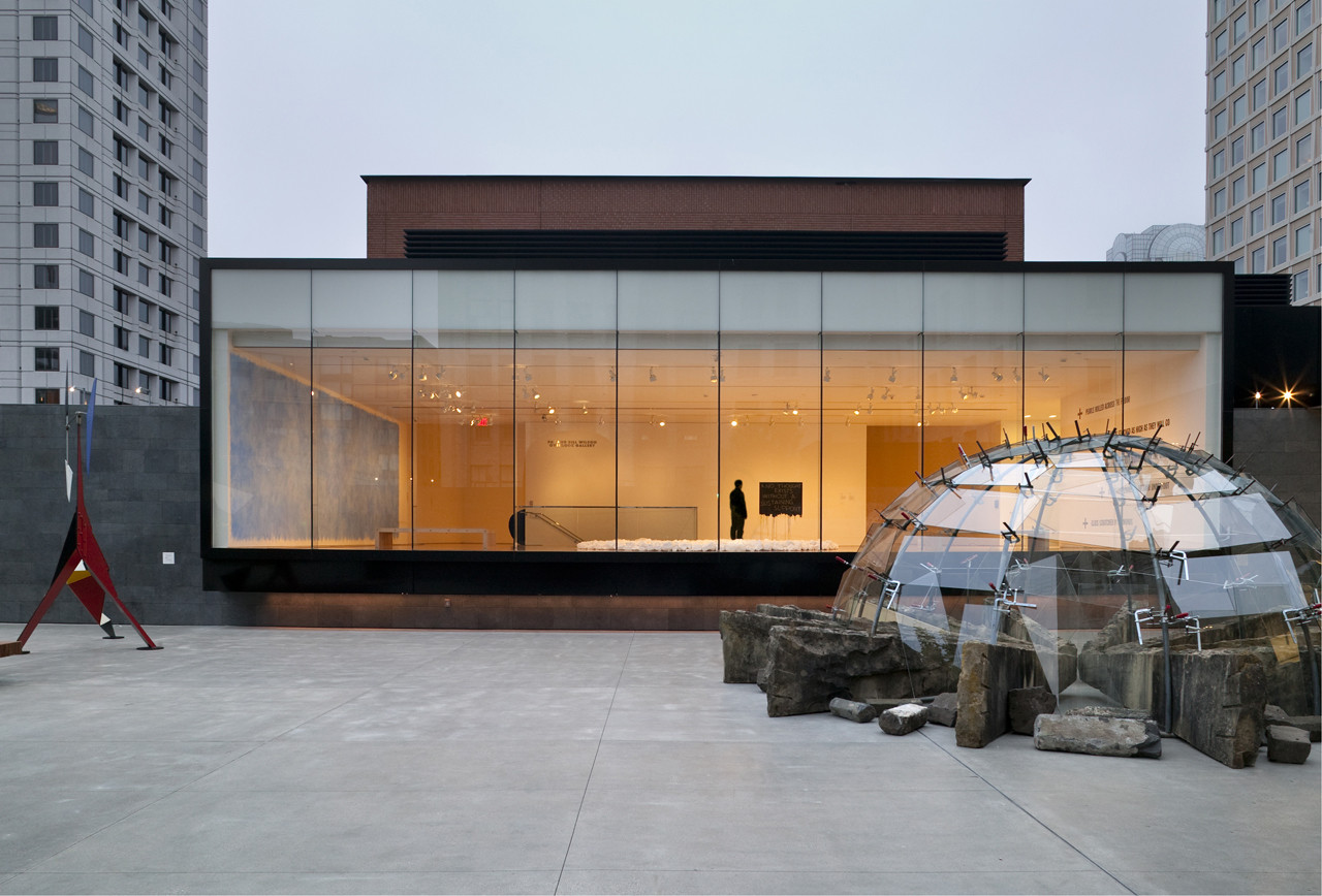 Techo Ajardinado Museo de Arte Moderno San Francisco / Jensen Architects/Jensen & Macy Architects, © Richard Barnes