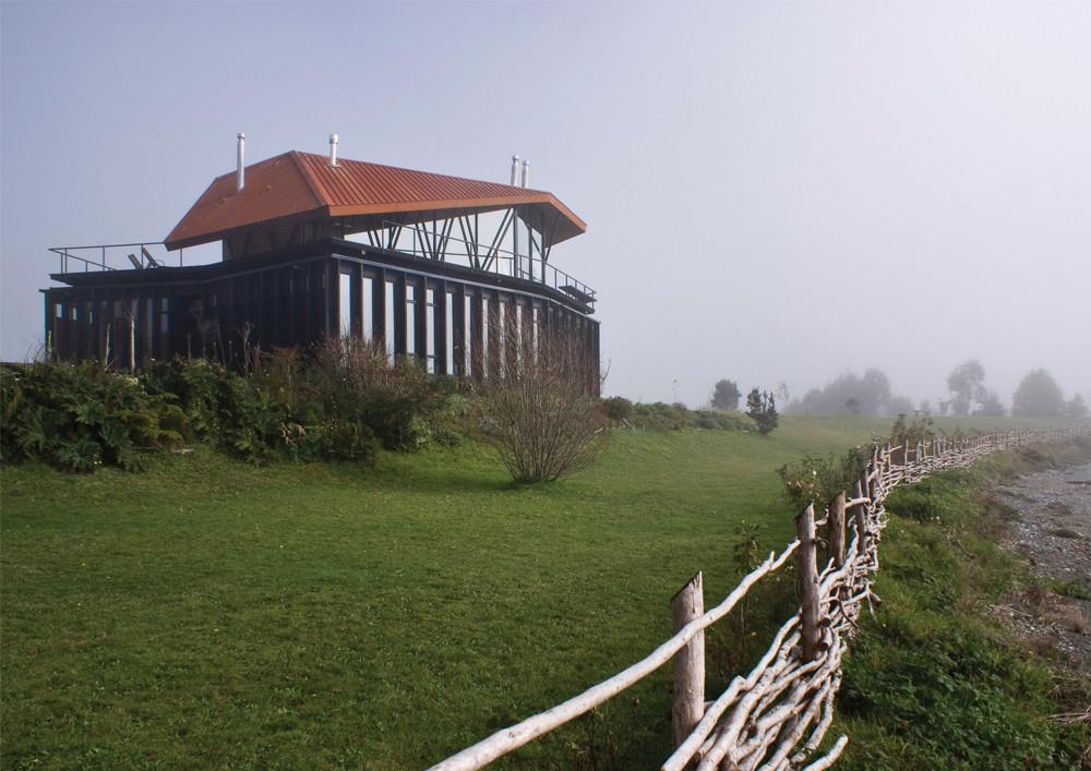 Casa Punta Chilen / dRN Arquitectos, Cortesia de Felipe Camus