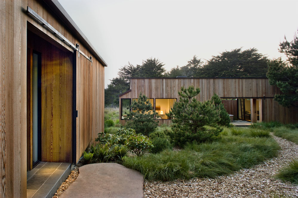 Residencia en Sea Ranch / Turnbull Griffin Haesloop, © David Wakely