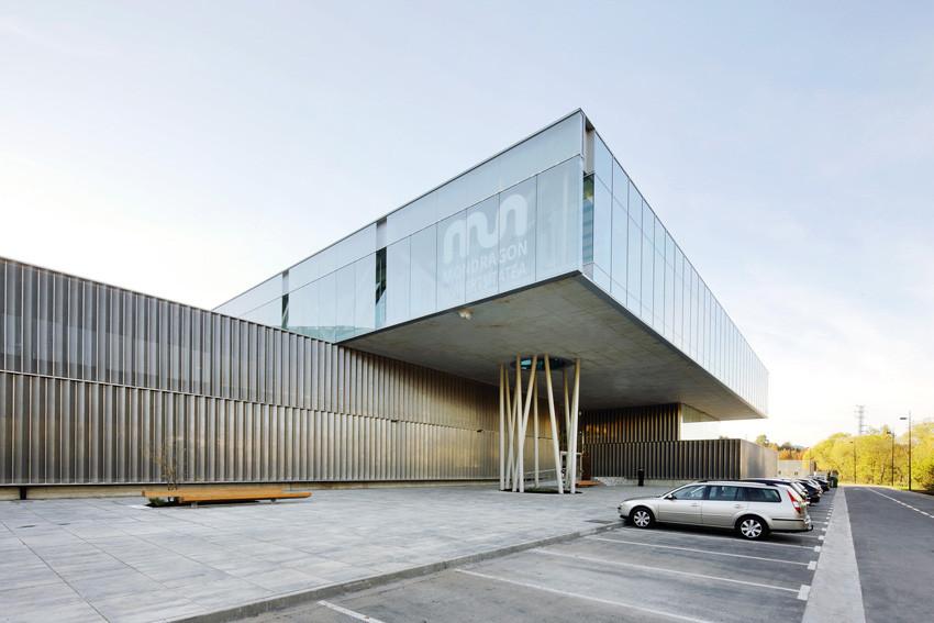 Facultad de Ciencias Empresariales de Moxndragon Unibertsitatea / Hoz Fontan Arquitectos, © José Hevia