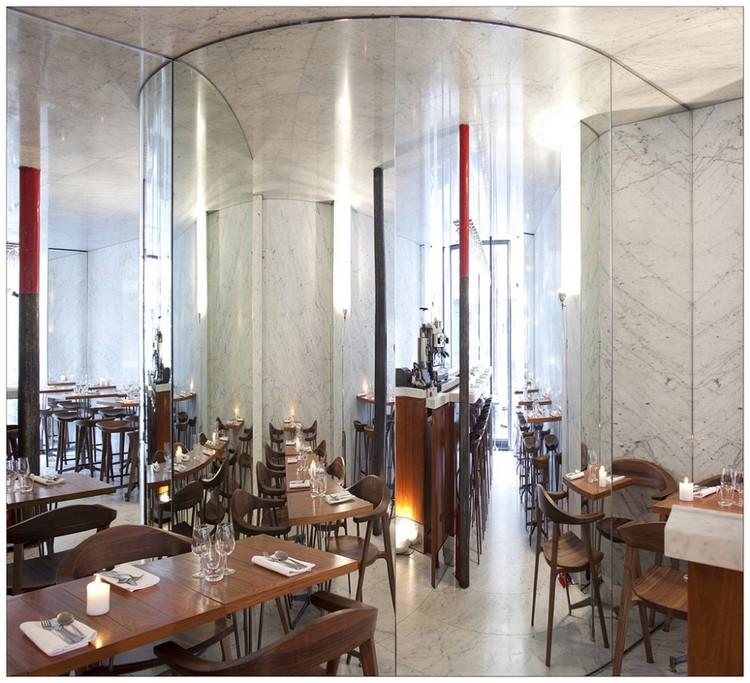 Restaurant Le Dauphin / OMA, © Clément Blanchet