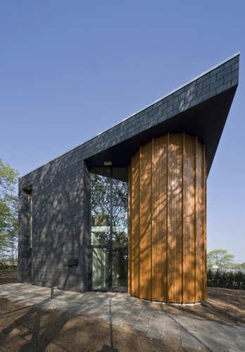 Residencia Temporal para Jóvenes / UArchitects, © Norbert van Onna