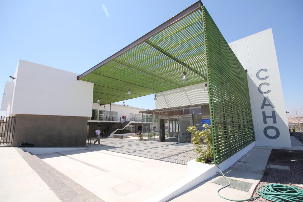Centro cultural alto hospicio bis arquitectos nouum for Arquitectura de proyectos